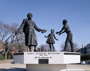Mary McLeod Bethune Statue