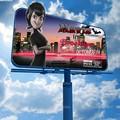 Mavis in Brooklyn in Billboard - hotel-transylvania photo
