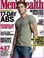 Men's Health Magazine Cover - magazines photo