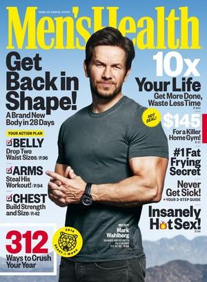 Men's Health Magazine Cover