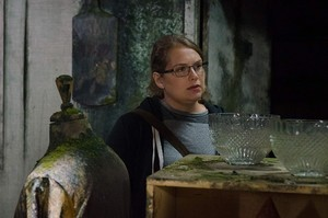 Merritt Wever as Denise Cloyd in The Walking Dead