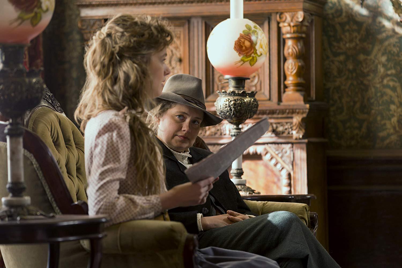Merritt Wever as Mary Agnes in Godless