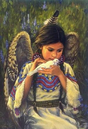 Messenger Of Peace sejak Karen Noles