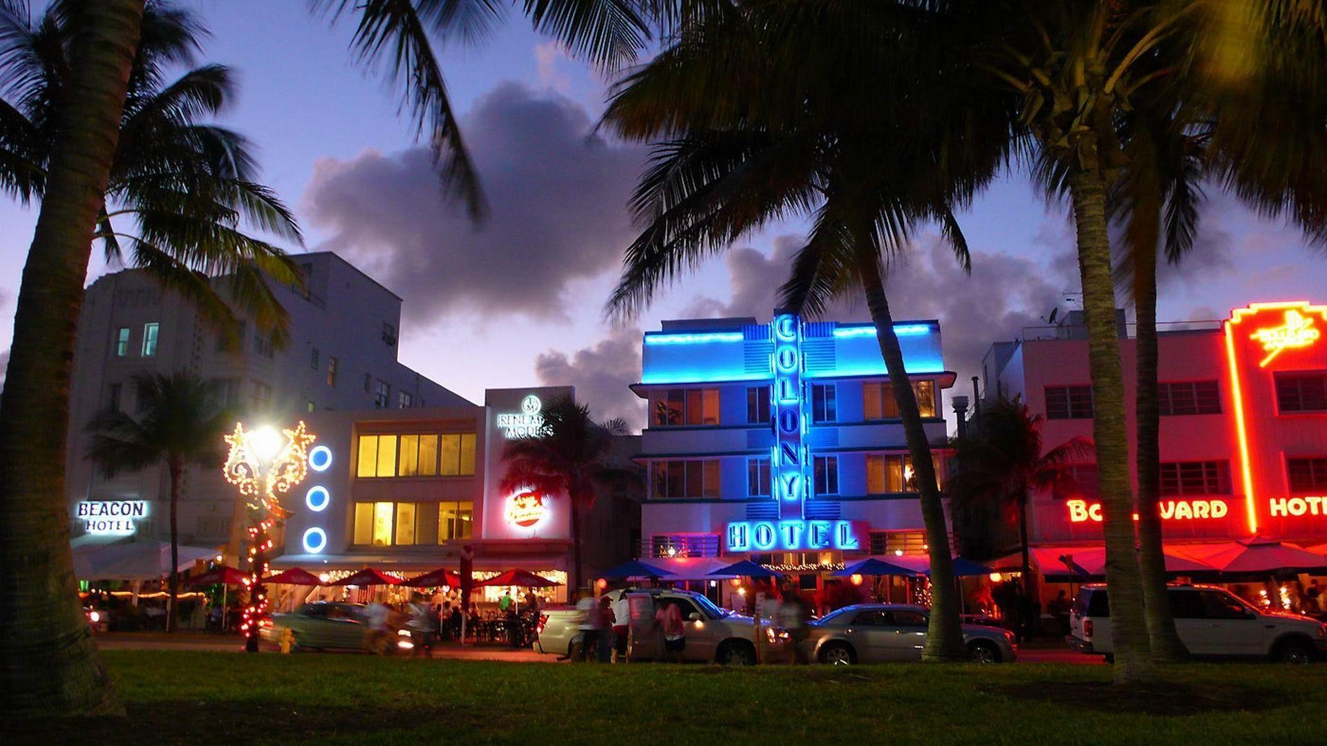 Miami South strand