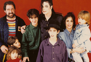 Michael And The Casio Family