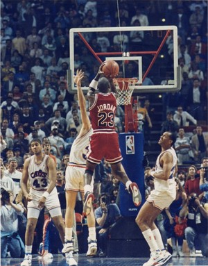 Michael Jordan - The Shot - Game 5 1989 Eastern Conference First Round