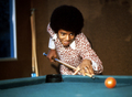 Michael.Shooting Pool - michael-jackson photo