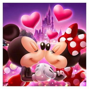 Mickey and Minnie🌹💖