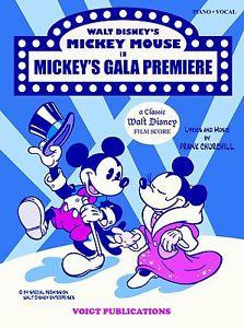 Mickey's Gala Premier (1933)