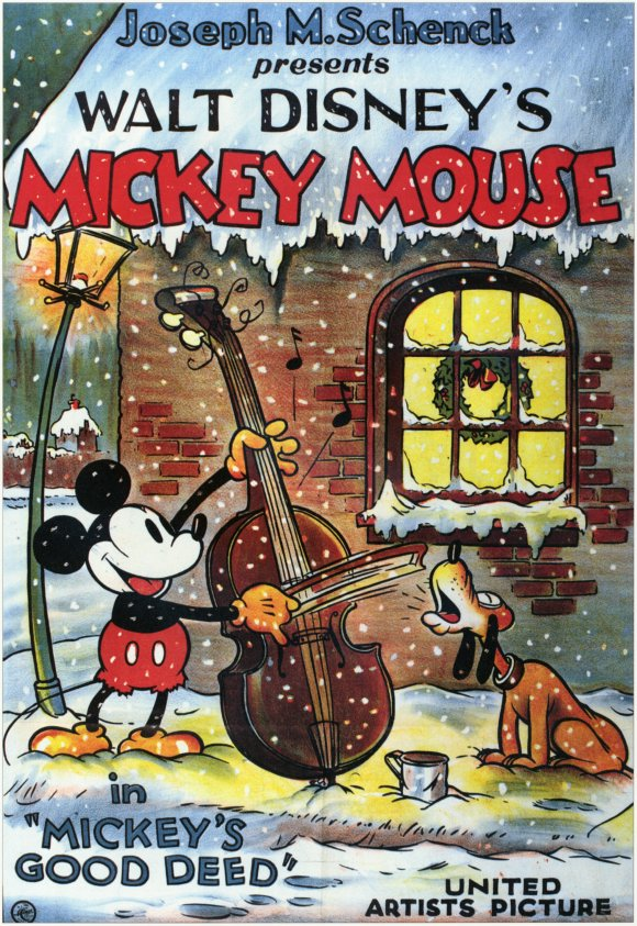 Mickey's Good Deed (1932)