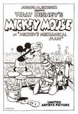 Mickey's Mechanical Man (1933)