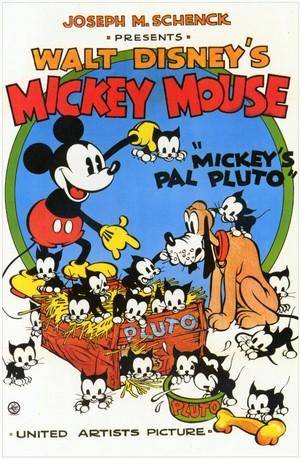 Mickey's Pal Pluto (1933)