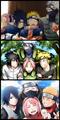 Naruto Team 7 - naruto photo