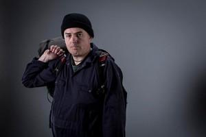 Nick Cummings - Hunted (UK) Series 2