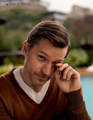 Nikolaj Coster-Waldau - GQ Germany Photoshoot - 2019