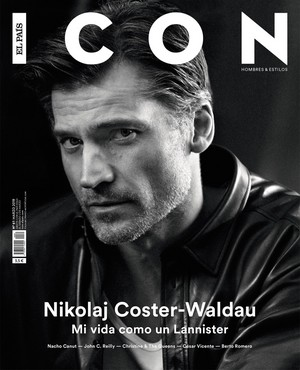 Nikolaj Coster-Waldau - icoon El Pais Photoshoot - 2019