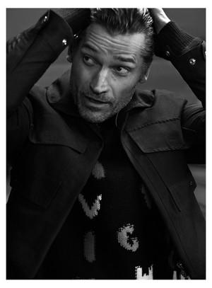 Nikolaj Coster-Waldau - Icon El Pais Photoshoot - 2019