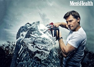 Nikolaj Coster-Waldau - Men's Health Photoshoot - 2019