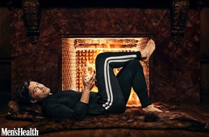 Nikolaj Coster-Waldau - Men's Health Photoshoot - 2019