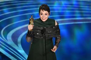 Olivia Colman 2019 Oscar