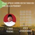 PRABOWO INI MONAS JAKARTA