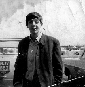 Paul looking adorable!