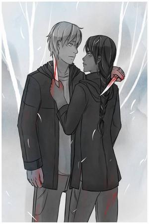 Peeta/Katniss Fanart - Friend, Lover, Victor, Enemy