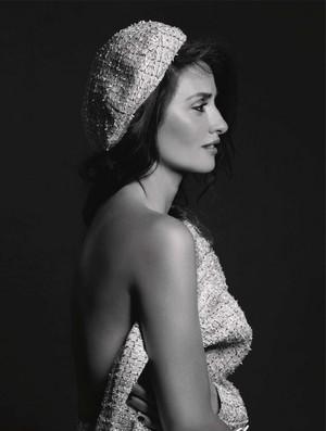 Penélope Cruz for Chanel Cruise [2019 Campaign]