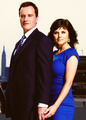 Peter and Elizabeth - white-collar fan art
