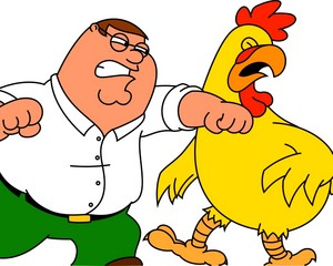 Peter vs The Chicken