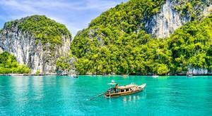 Phuket City, Thailand
