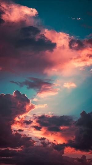 粉, 粉色 Sky