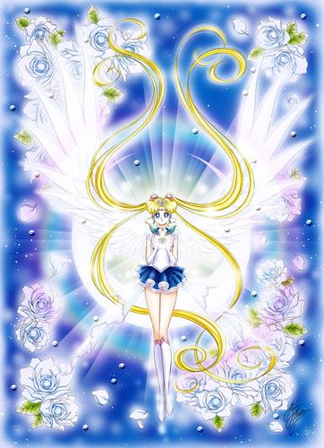 Sailor Moon پیپر وال titled Princess Sailor Moon