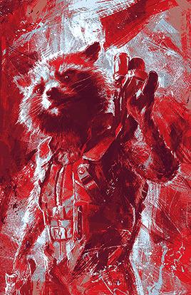 Promotional art for Avengers: Endgame (2019)
