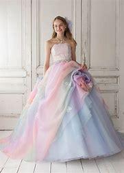 arco iris Dress
