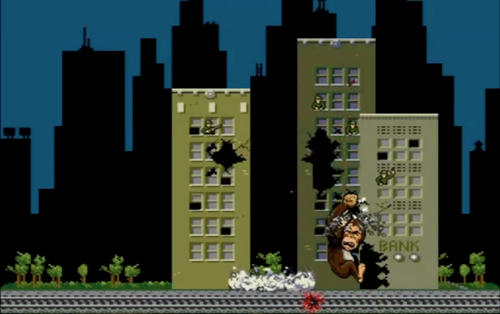 Video Games wallpaper titled Rampage