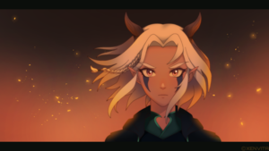 Rayla from The Dragon Prince