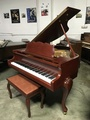 Red Mahogany Baby Grand 钢琴