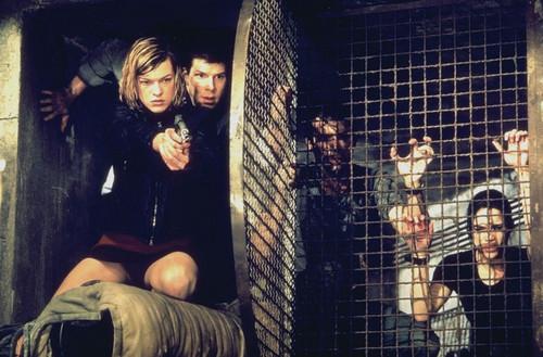 Resident Evil Movie वॉलपेपर called Resident Evil Movie