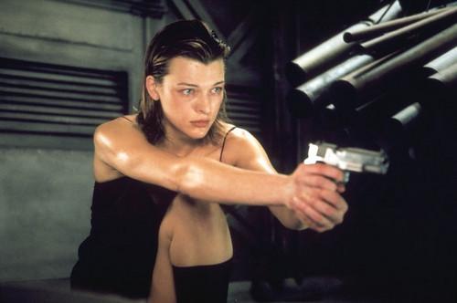 Resident Evil Movie वॉलपेपर entitled Resident Evil Movie
