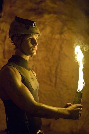 Rhys Wakefield Behind The Scenes Sanctum