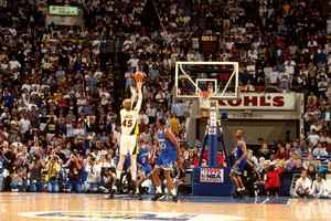 Rik Smits' Game-Winning Buzzer-Beater - Game 4 1995 Eastern Conference Finals