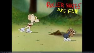 Roller Skates Are Fun!