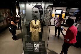 Rosa Parks Exhibit