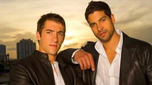 Ryan and Eric