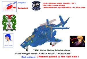 SAAB Erieye radar system VFH-10E AGAC Auroran