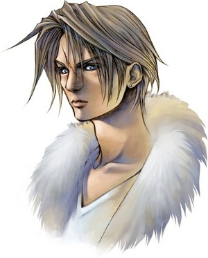 SQUALL LEONHART FAKE NAME BASTARDS