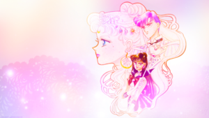 Sailor Moon - Neo queen Serenity
