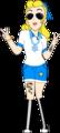 Sally Swing Anime Gangster Render 2 - betty-boop photo
