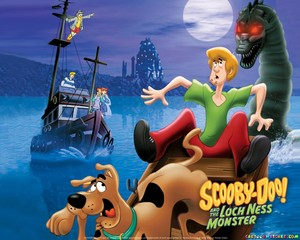 Scooby Doo And The Lochness Monster
